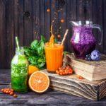 Bezcenne soki z owoców i warzyw